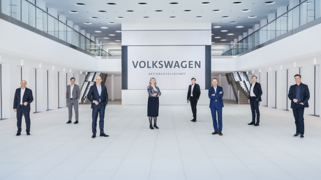 Volkswagen Group set to use platform model for issues of the future